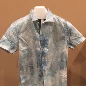 Vintage Calvin Klein Size small casual shirt